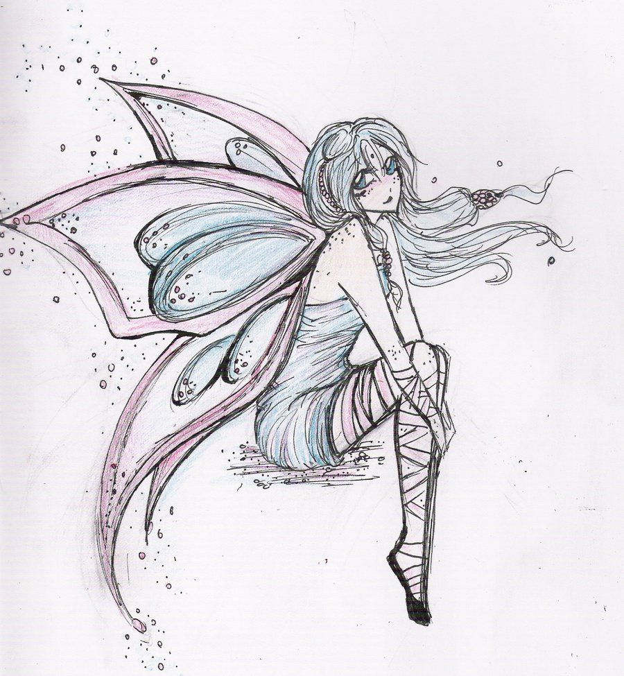 10+ Animated Fairy Wings Images Clipart Simple