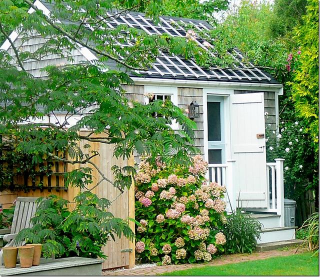 Garden House Backyard Cottage In Law House Backyard