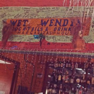 Wet Wendy's Bar- Cozumel, Mexico