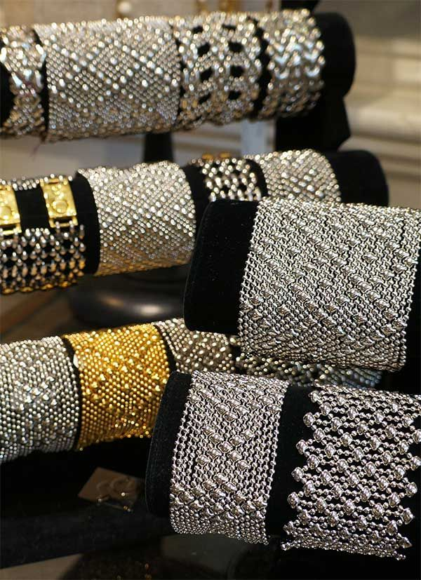 Liquid Metal Bracelets By Sergio Gutierrez As Seen On Breaking Bad And Many Other Celebs