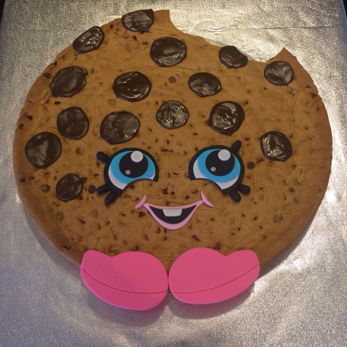 Kookie Cookie Cookie Cake