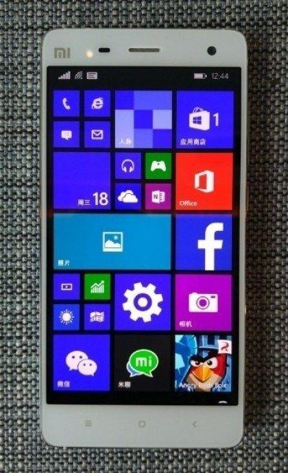 Xiaomi bringt Windows 10 auf seinen Smartphones..