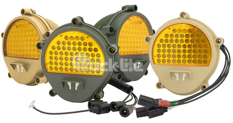 Trucklite military led front turn signals 181.99