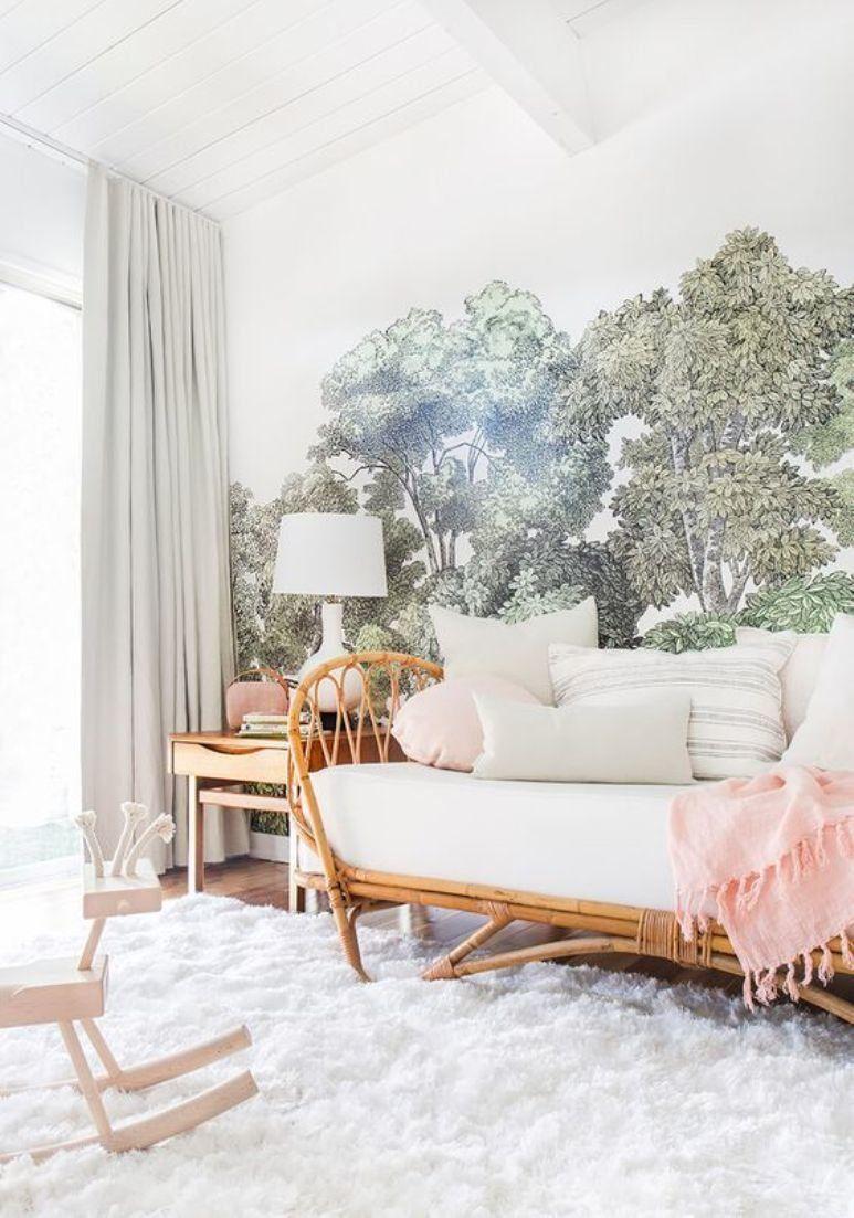 Tree Design Wallpaper Living Room: Limpieza De Primavera: Cómo Iniciarse En El Feng Shui