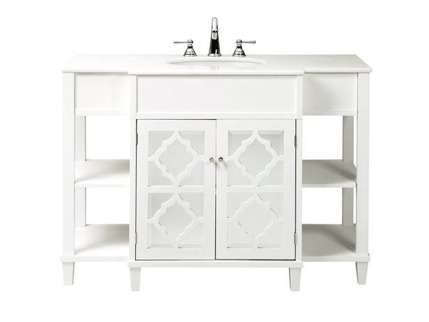 The Super HighLow List With Sabrina Soto Hgtv Bathroom Vanities - High low bathroom vanity