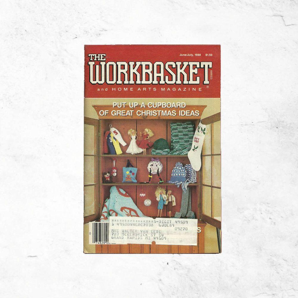 Crochet Barbie Clothes Great Christmas Ideas Workbasket Magazine ...