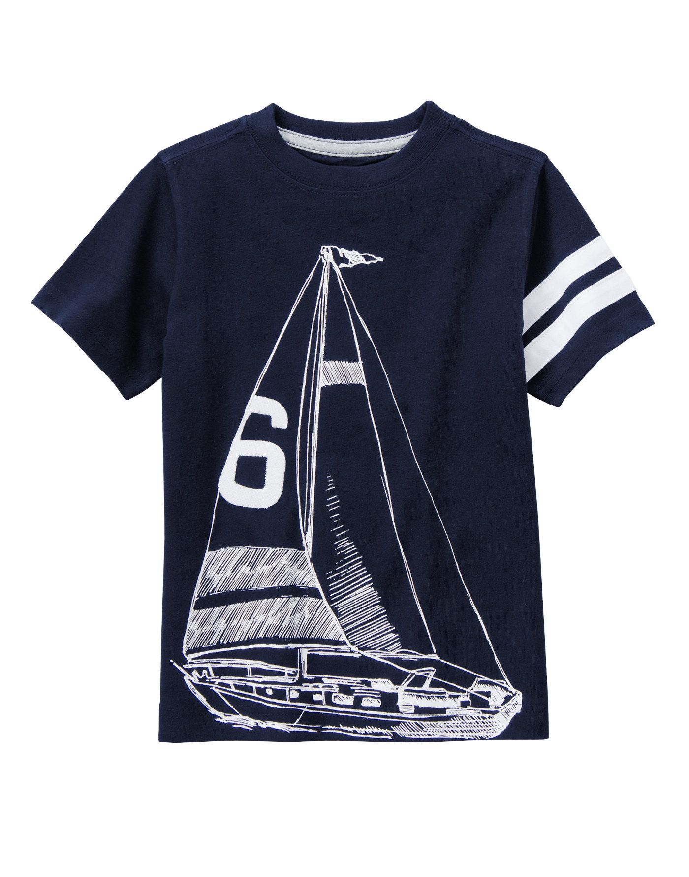 sailboat sketch tee boys shops and sketches