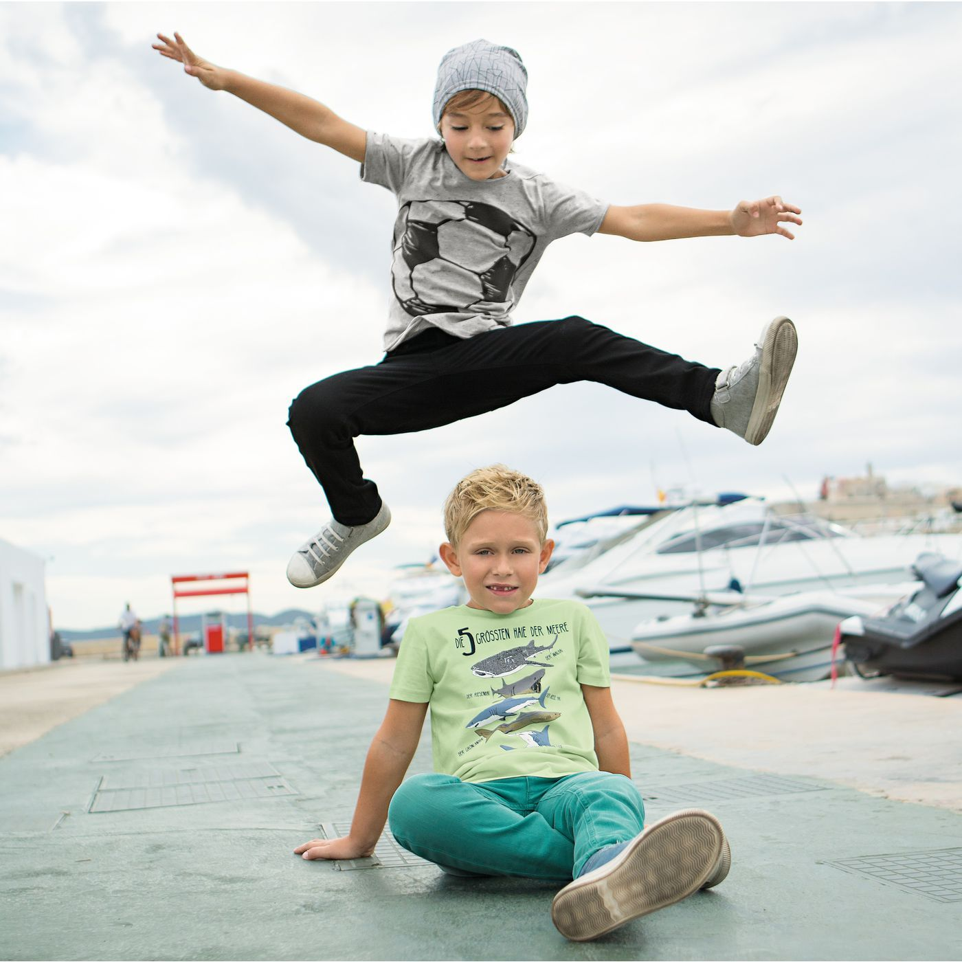 Kinder T Shirt Sport Jako O Mode Jungs Kind Mode Kinder T