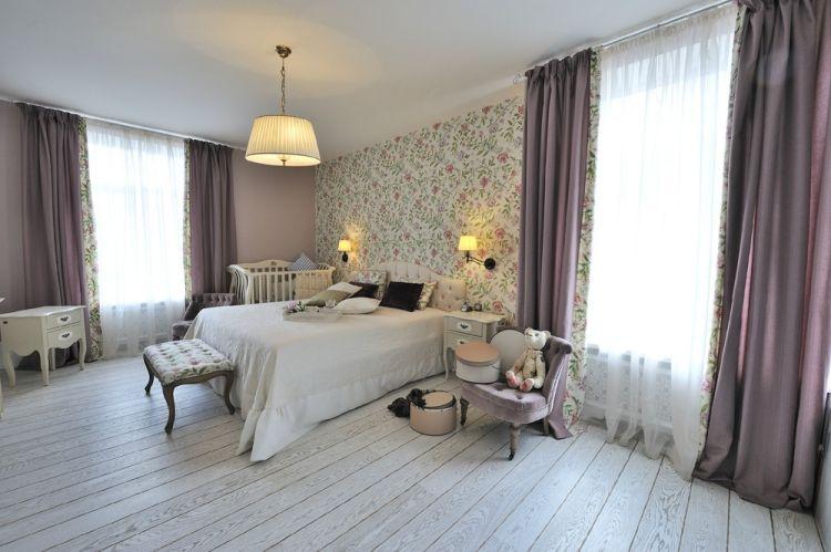 30 Farbideen Fürs Schlafzimmer U2013 Wände Kreativ Gestalten #farbideen # Gestalten #kreativ #schlafzimmer