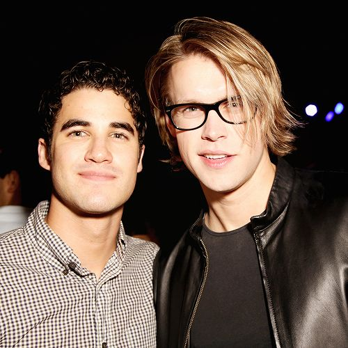 Darren and Chord at Delta Airlines Summer Celebration Party in Beverly Hills, 15 August 2013
