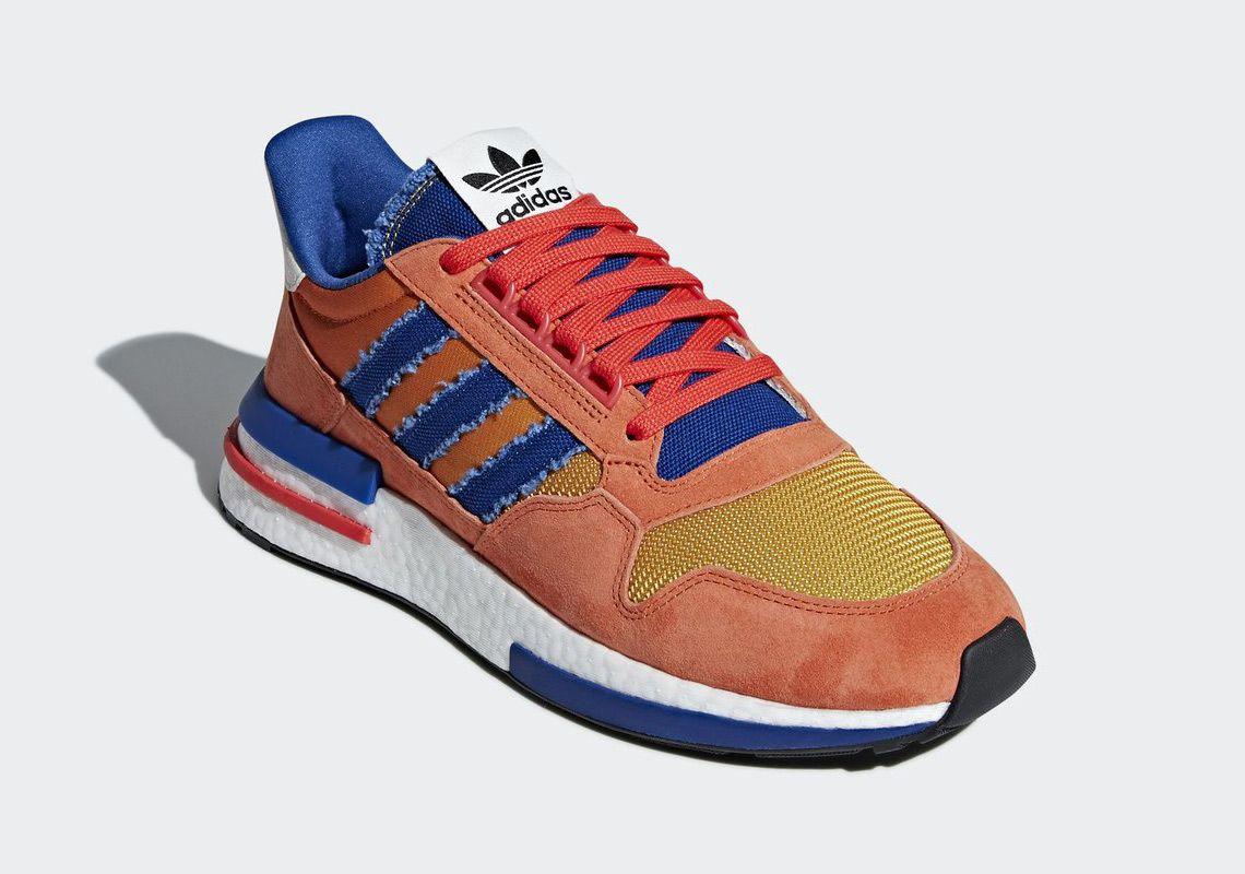 baskets adidas dragon ball z