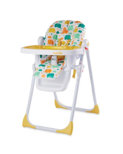 Elephant High Chair Covers To Buy Cheap Mamia Printed My Baby Wishlist