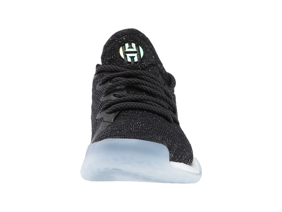 adidas Kids Harden Vol 1 LS Primeknit (Big Kid) Kids Shoes Core Black/