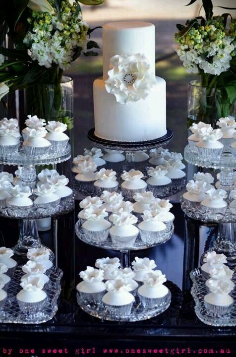 wedding cake wedding cake and cupcakes cakes wedding 21688
