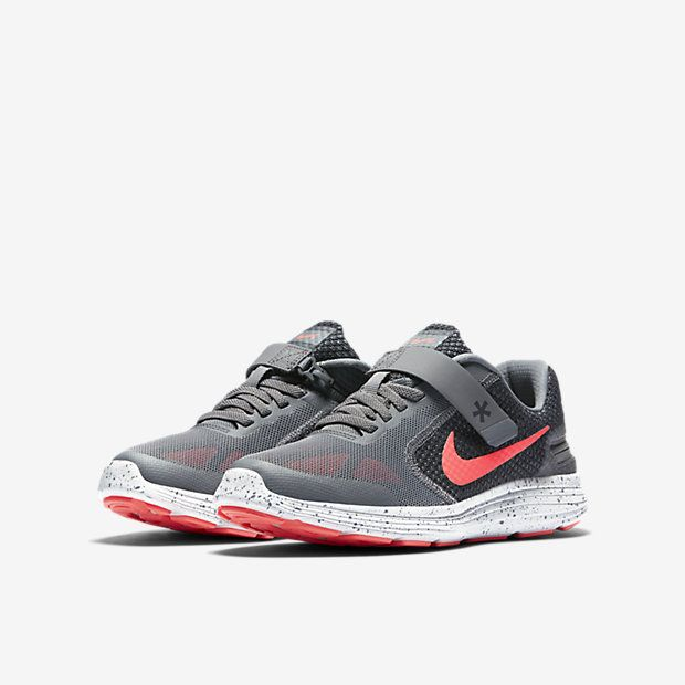 promo code be316 2372f Nike Revolution 3 FlyEase Older Kids  Running Shoe