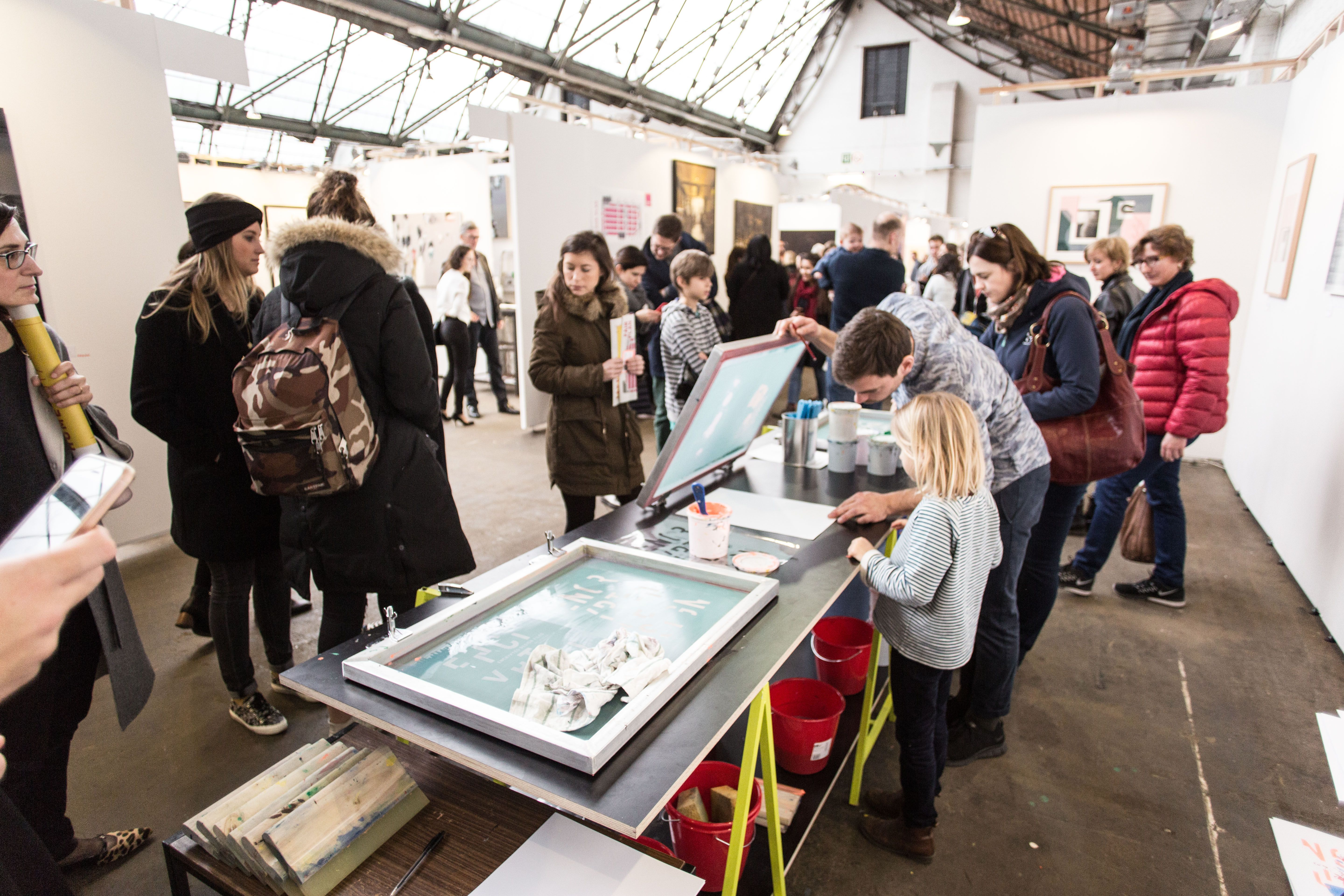 Affordable Art Fair Brussels 2017 Aafbrussels Affordableartfair Takearthome Art Contemporaryart Artfa Bone Crafts Art Fair Affordable Art Fair