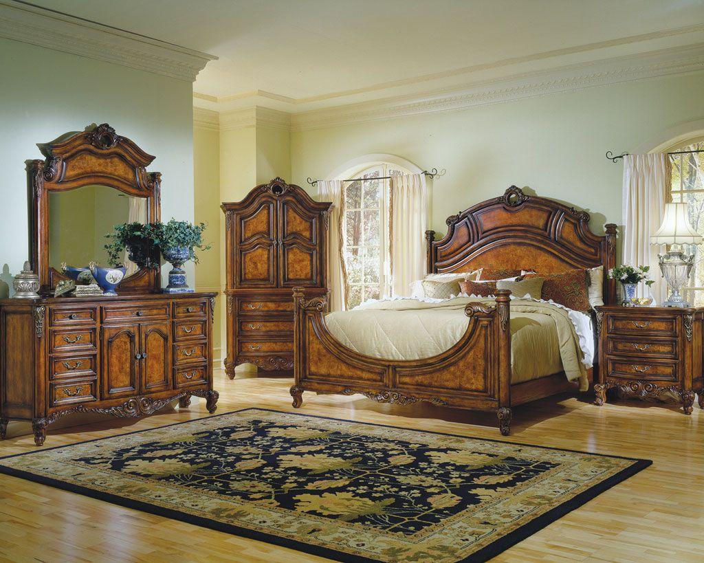 Repertoire - 5 Piece Queen Bedroom | At home furniture ...