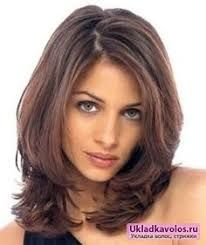Image result for mid length face framing layers   Medium hair styles, Layered haircuts for ...