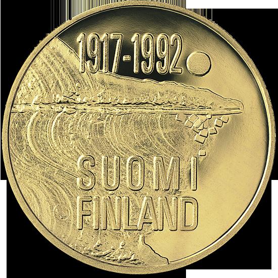 Suomen itsenäisyys 75 vuotta
