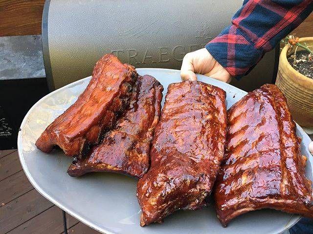 3-2-1 BBQ Baby Back Ribs | Recipe | Grilling in 2019 | Rib ...