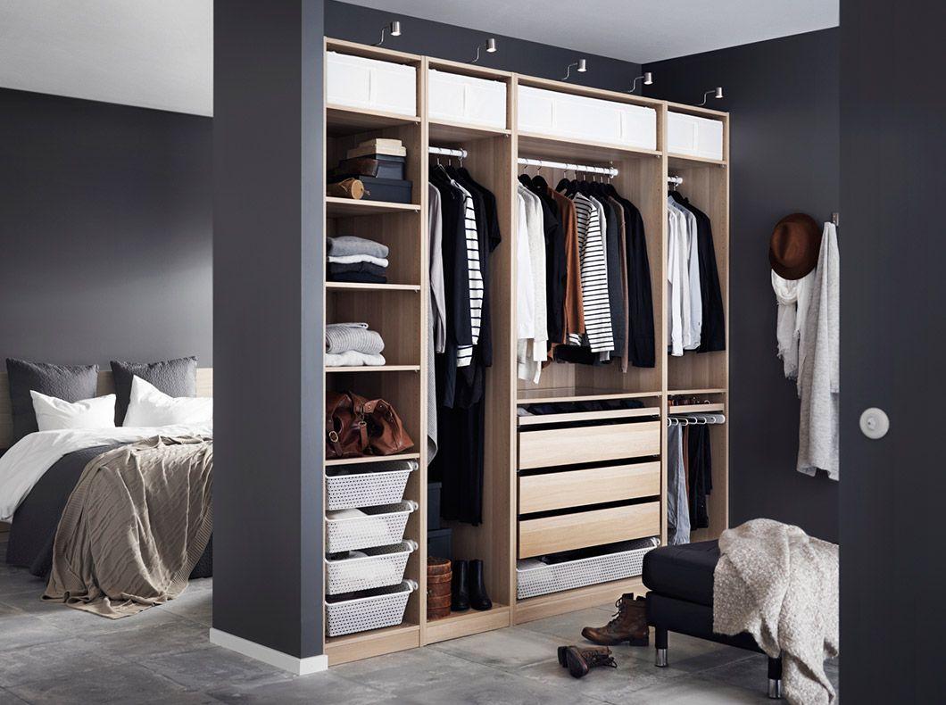 Ikea Schrank Braun Jugendzimmer Ideen Fur Kleine Raume