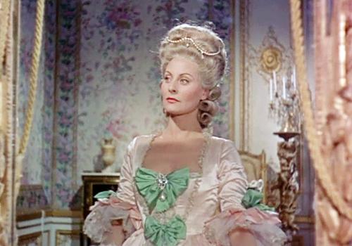 """Résultat de recherche d'images pour """"Michèle Morgan  Marie-Antoinette"""""""