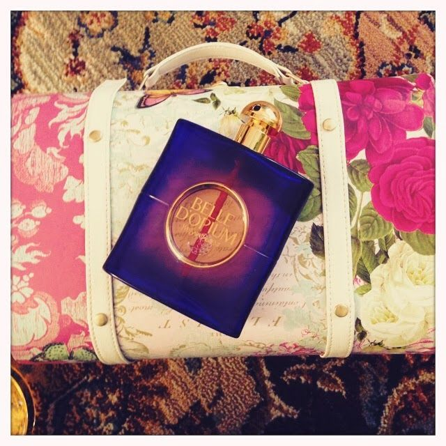 Daily Blush: Top 5 Fragrances ysl belle D'Opium