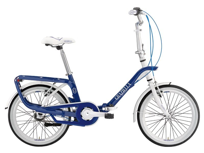 Bici Pieghevole Di Blasi.Bici Pieghevole Bicicletta Pieghevolegraziella Graziella