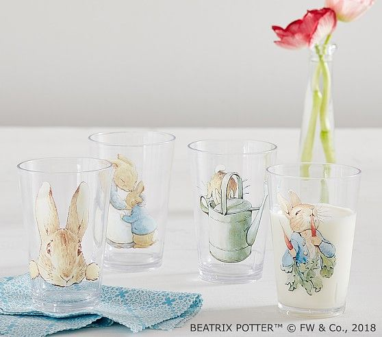 Peter Rabbit Inspired Easter Event With Pottery Barn Kids: My Favorite Peter Rabbit Easter Decor