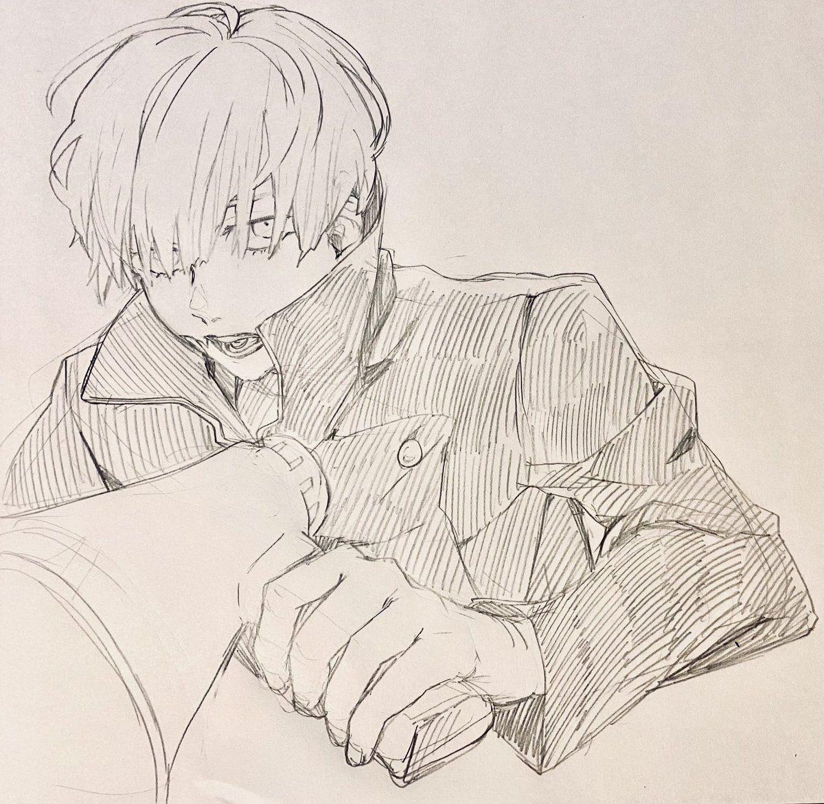 Photo of 「棘 」|いちみやまさき(原稿)の漫画