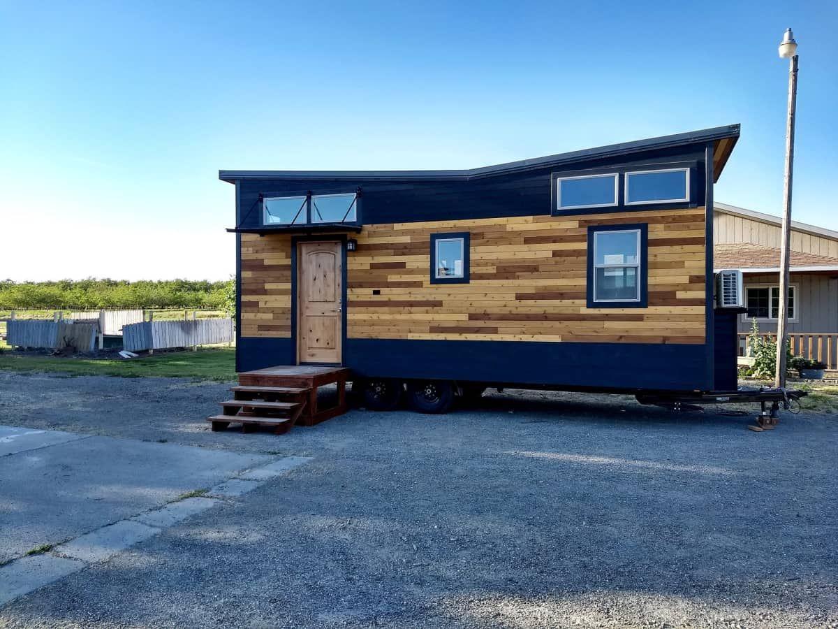 Astonishing 10 Wide Tiny House 24 Dual Loft Mini Split Eco Home Interior And Landscaping Oversignezvosmurscom