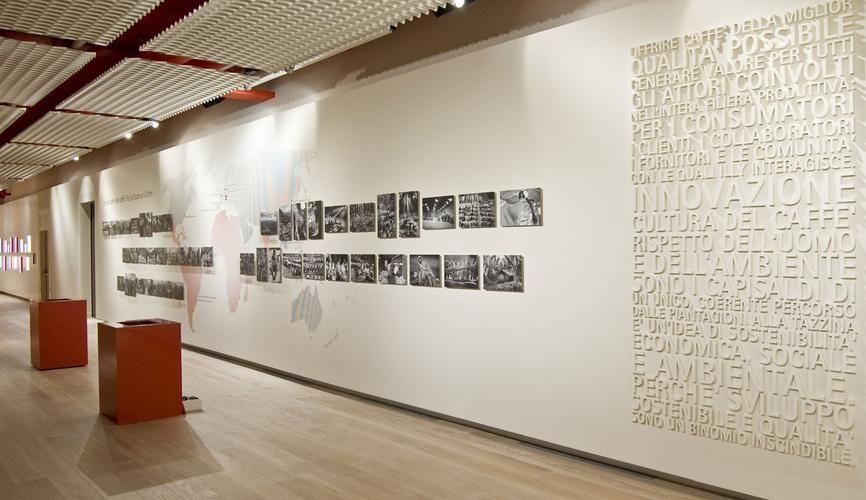 Matteo Thun & Partners : Interior design : illy Trieste Headquarter