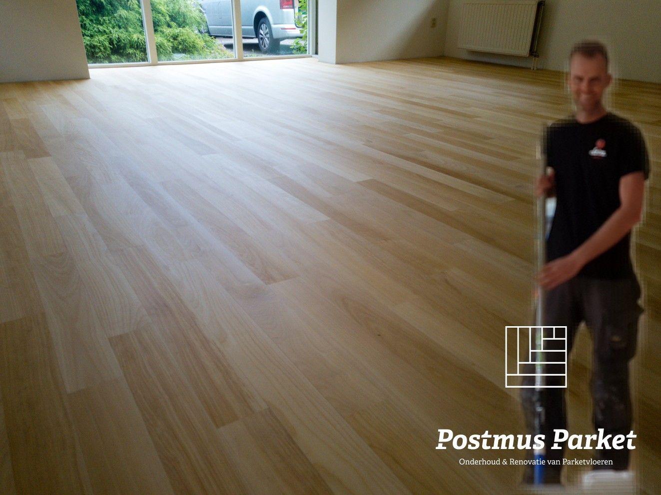 Houten Vloer Licht Maken : Ivoorhout mooi gelakt met een blekende parketlak houten vloer