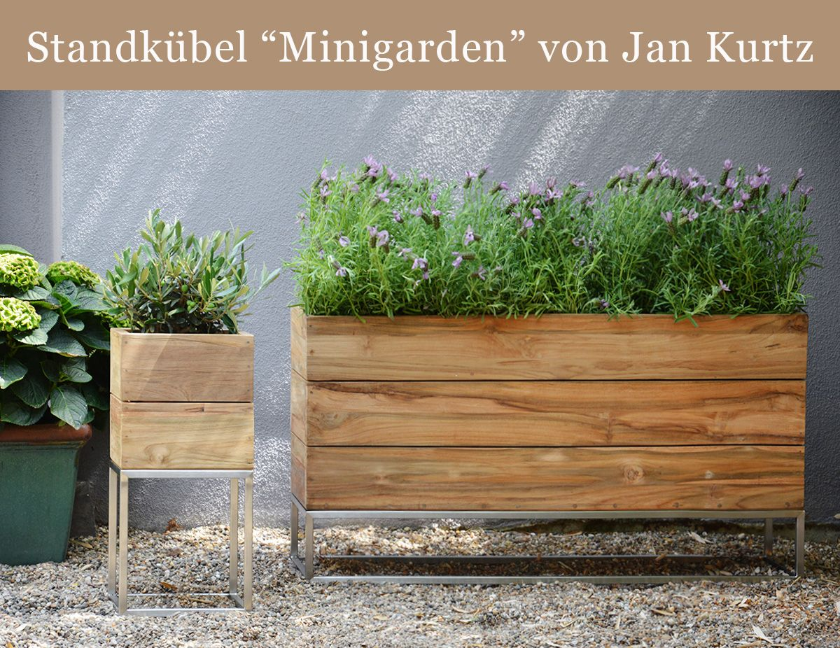 Naturlich Schon Minigarden Von Jan Kurtz Bild 3 Bepflanzung