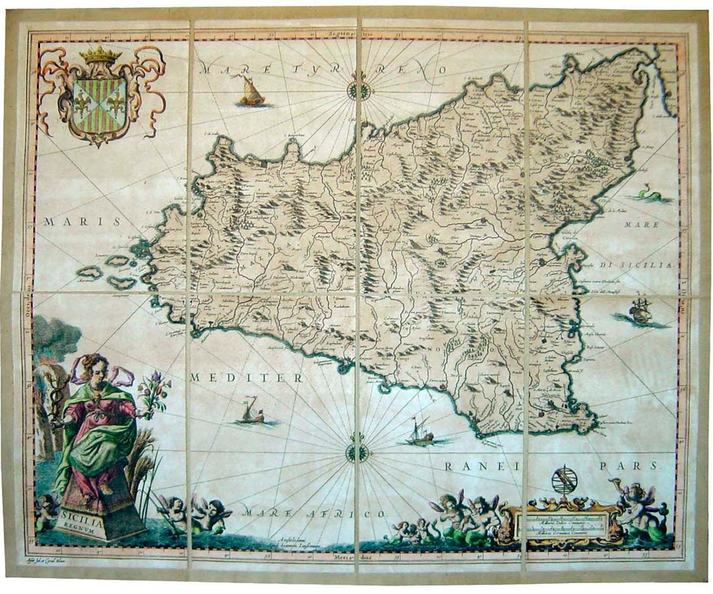 Cartina Sicilia Antica.Risultati Immagini Per Carta Geografica Sicilia Antica