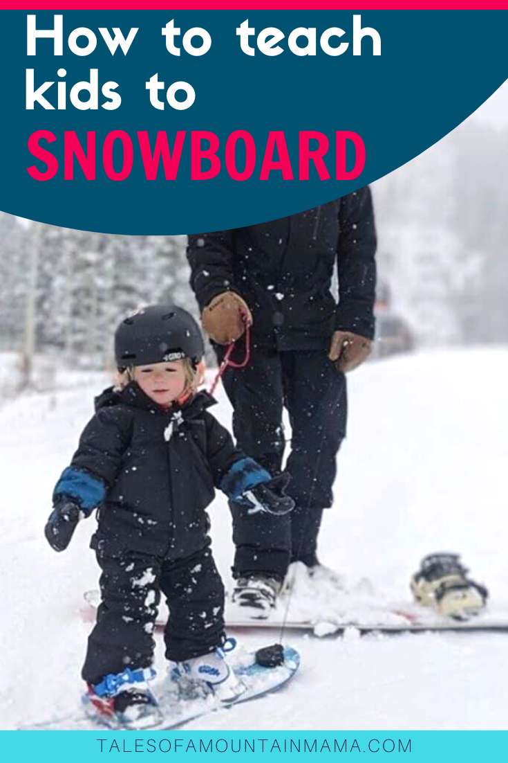 Photo of How to Teach Kids to Snowboard – Tales of a Mountain Mama