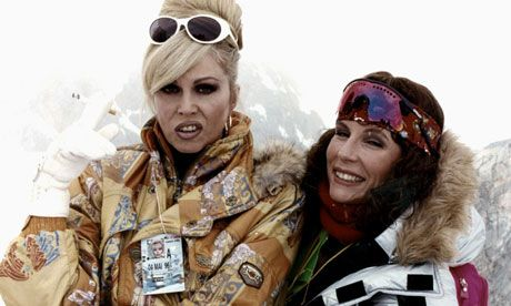 Jennifer Saunders To Write Absolutely Fabulous Movie Absolutely
