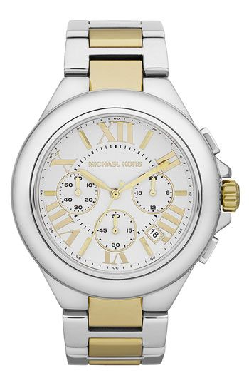 Ummm Why Don T I Have You Again Michael Kors Camille Chronograph Bracelet Watch Watches Women Michael Kors Michael Kors Camille Michael Kors Watch