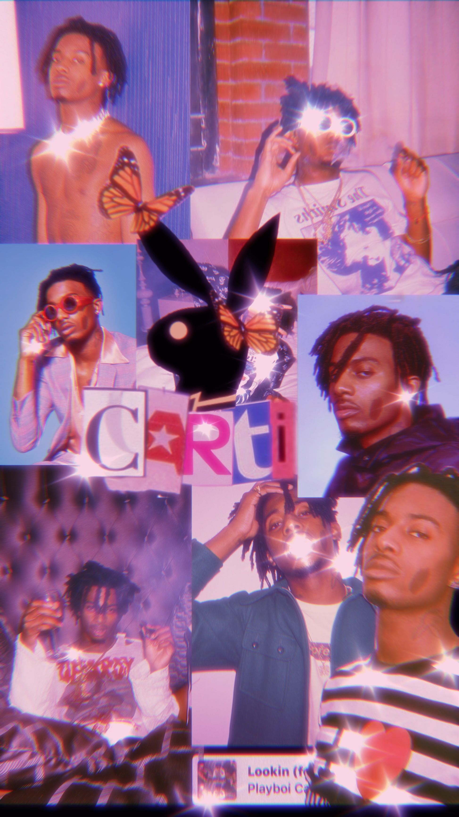 Playboi Carti Wallpaper If 2017's playboi carti (which included the lil uzi vert collaboration wokeuplikethis* and the ubiquitous magnolia) set the bar, 2018's die lit ripped it out and knocked a wall down with it. playboi carti wallpaper