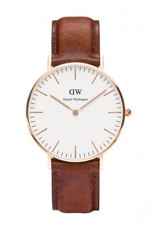 Classic St Mawes Lady – love the simplicity and classic style of this watch! get 15% off your order with code JCHONG till June 15 2015 / Daniel Wellington