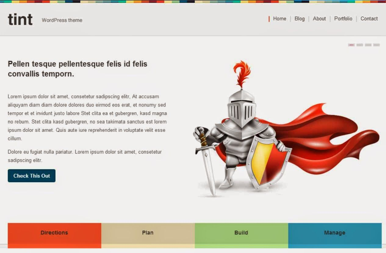 Here We Have Created A List Of 54 Best Free Wordpress Themes For 2014 Http Www Tinydesign Wordpress Theme Best Free Wordpress Themes Blog Themes Wordpress
