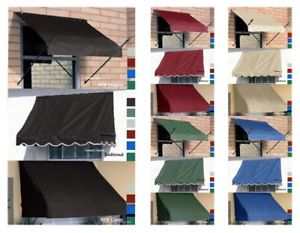 Diy Window Awning