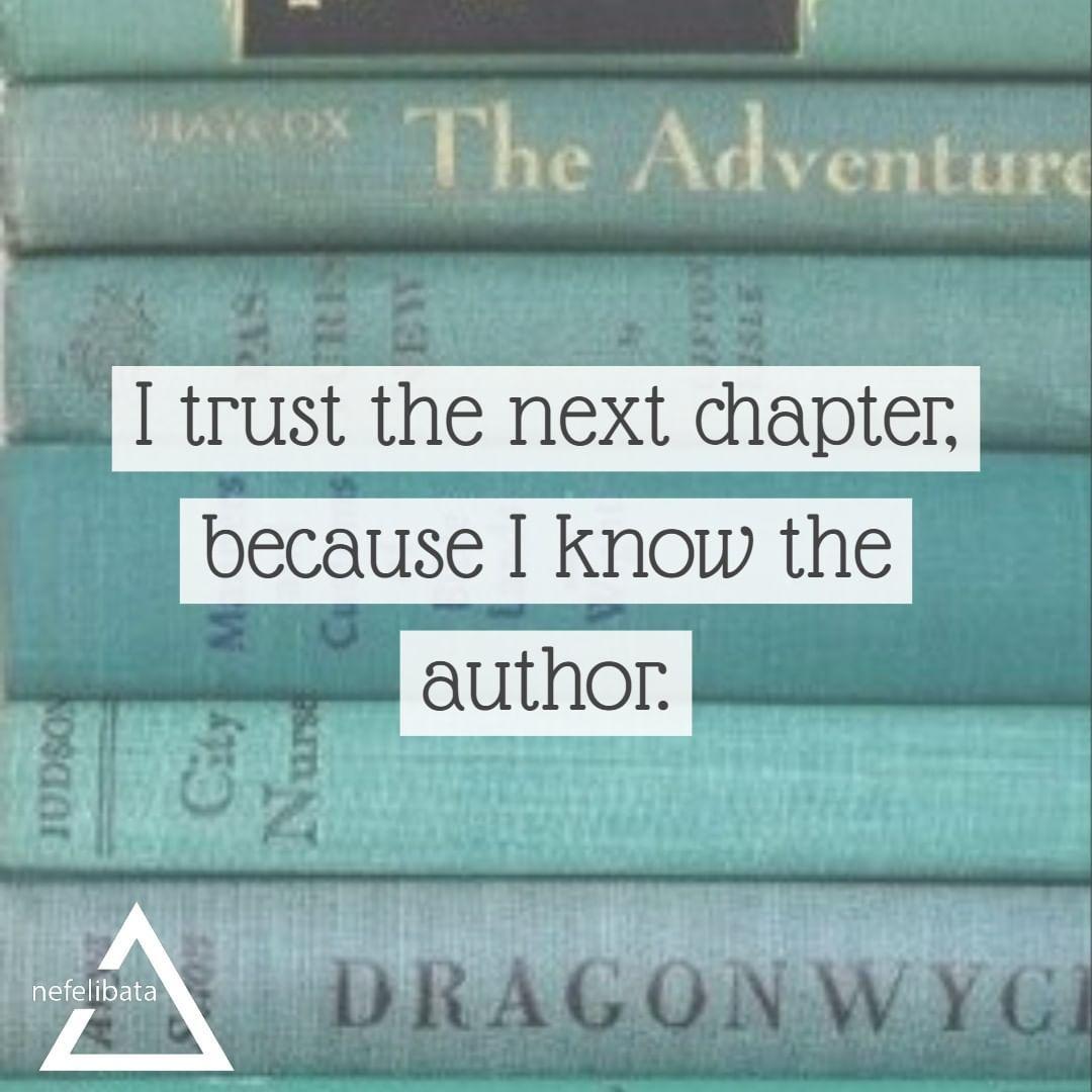 Trust Newchapter Bestself Author Life Adventure