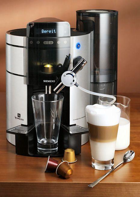 Nespresso Machine in Porsche Design | DIY Kitchen Decor | Pinterest