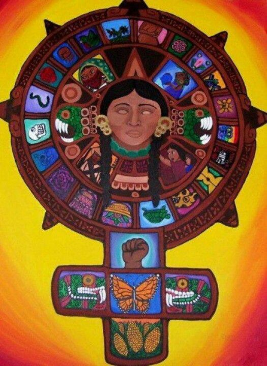 Latino mural painting in us chicano pride mexico - Chicano pride images ...