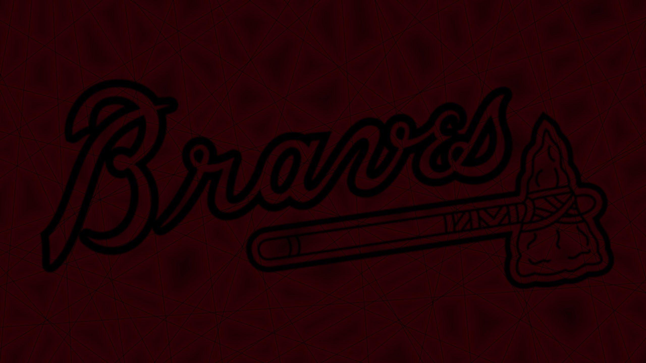 Atlanta Braves Wallpapers Hd Atlanta Braves Wallpaper Atlanta Braves Logo Atlanta Braves