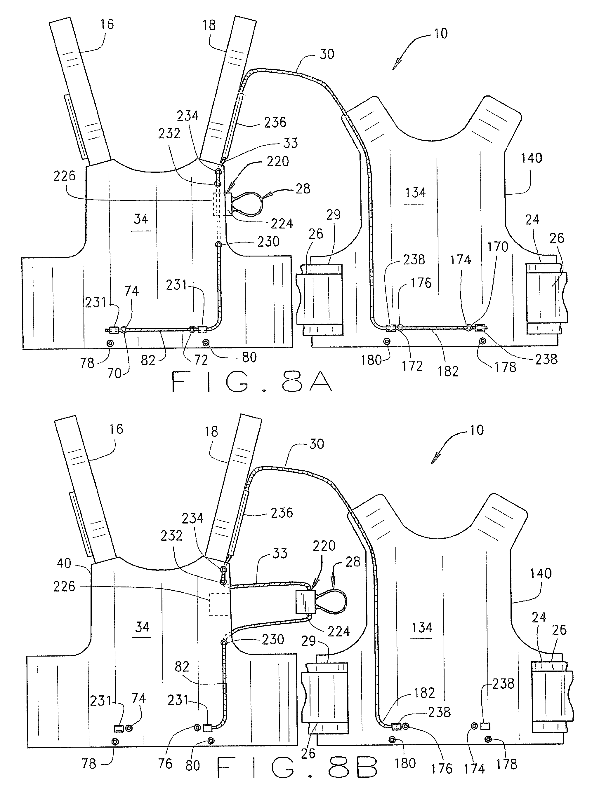 Flak jacket technical drawing search