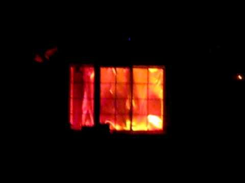 halloween lighting effects machine. Fake House Fire Special Effects For Halloween Using Light And Fog - YouTube/ I Lighting Machine