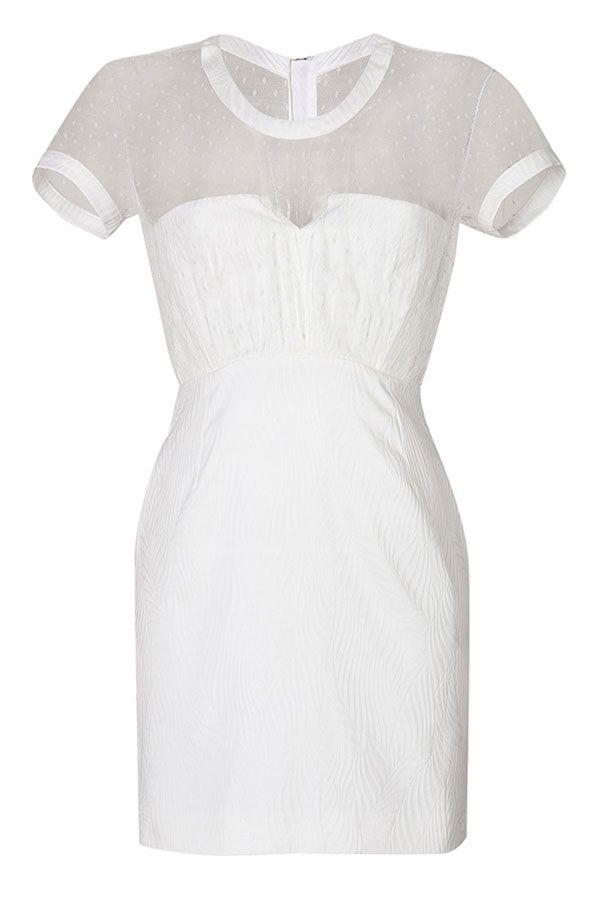 Blanc Slate: Shop 20 Little White Dresses