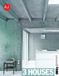 AJ. The architect's journal.  Volume 241 - Issue 15. / 24.04.2015. 3 Houses.   Na biblioteca: http://kmelot.biblioteca.udc.es/record=b1179669~S1*gag